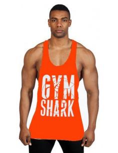 Спортивная майка GymShark Orange лот 394