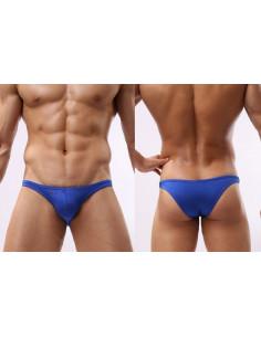 Мужские трусы бразилиана Joe Snyder Blue лот 756