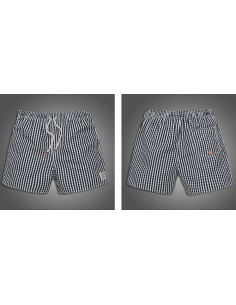 Стильные шорты мужские Gailang Beach Navy лот 306
