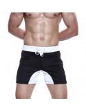 Шорты мужские Seobean Fitness Black лот 284