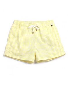 Пляжные шорты цвета лимон Gailang Beach Lime лот 3320