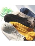 Носки в этно стиле короткие Gray лот BR017