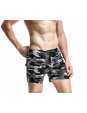 Мужские шорты милитари Seobean Camouflage Gray лот 3341