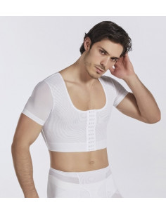 Корректирующий бандаж для грудной клетки White 7009