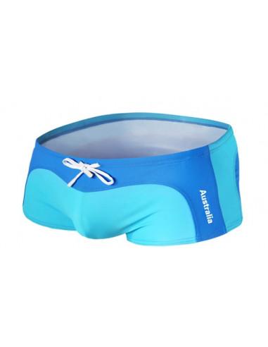 Мужские стильные плавки Aware Blue лот 40