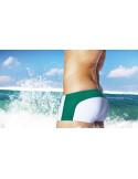 Мужские стильные плавки Aware Green лот 39