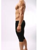 Мужские спортивные шорты бриджи Brave Person Black лот 268