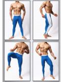 Леггинсы для спорта BRAVE PERSON BLUE 1003