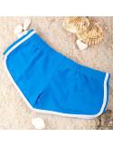 Мужские сексуальные плавки шорты Seobean Blue лот 54