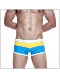 Плавки шорты Seobean Yellow\Blue лот 157