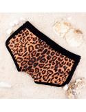 Плавки Хипсы Seobean Leopard лот 163
