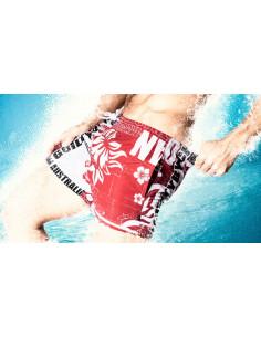 Пляжные шорты Aussiebum Coast Red  296