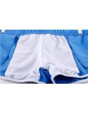 Мужские сексуальные плавки шорты Seobean Blue лот 054