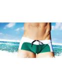 Мужские стильные плавки Aware Green лот 039