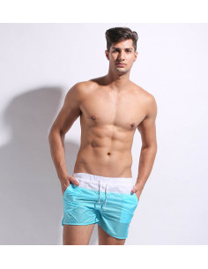 Плавки шорты мужские Desmiit New Blue лот 176