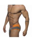 Трусы джоки мужские Bottomless Orange лот 744