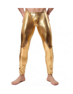 Лосины мужские Latex Style Gold  851