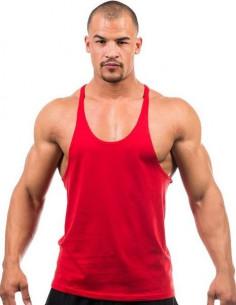 Майка мужская спортивная Original Red 4019