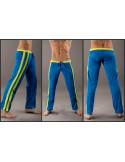 Спортивные штаны мужские WJ Blue лот 1016