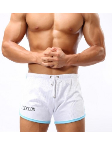 Пляжные шорты Cockcon White  271