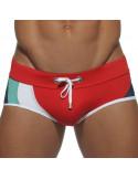 Плавки для спортивного плавания Seobean Multy Color Red лот 2224