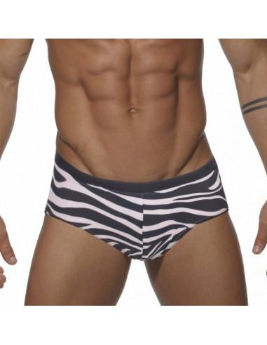 Модные плавки для мужчин Seobean Africa White лот 2229