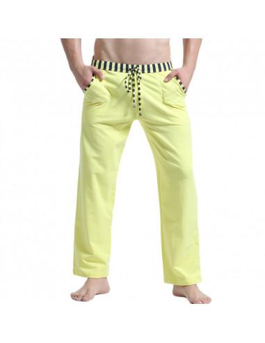 Штаны мужские WangJiang Yellow лот 1034