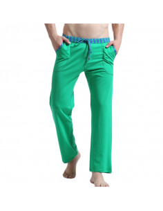 Штаны для дома WangJiang Green  1035