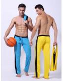 Штаны спортивные мужские Wang Jiang Blue лот 1037