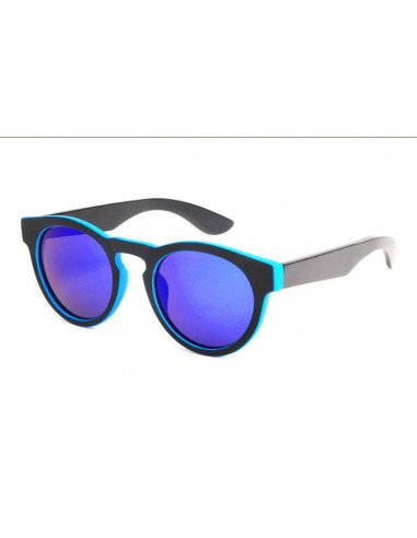 Модные деревянные очки Coolman Blue W019