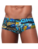 Купальные плавки мужские Super Hero Blue лот 2264