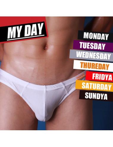 Бразилиана мужские Super Body Week White лот 2032