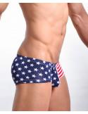 Трусы хипсы флаг USA лот 2042