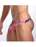 Купить стринги мужские флаг USA лот 2073