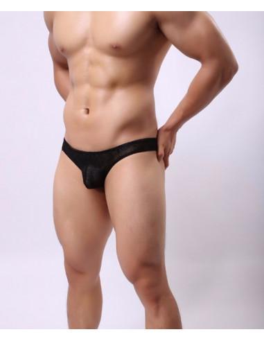 Бельё мужское кружевное Shino Black лот 2069