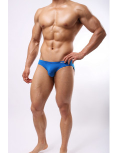 Плавки бикини мужские (мужские бикини) Brave Person Blue  099