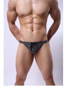 Плавки бикини мужские Black  2299