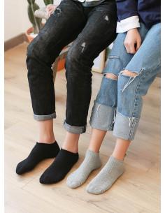 Носки в этно стиле короткие Black  BR018