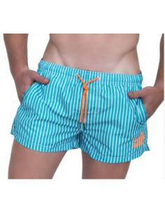 Короткие пляжные шорты Gailang Basic Ice Blue лот 3332