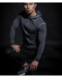 Фитнесс куртка для мужчин EVS Sport Gray лот 4048