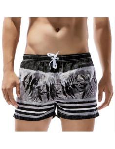 Модные шорты мужские Seobean Gray лот 3347