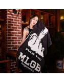 Полотенце для зала микрофибра MLGB 70*35 см