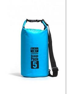 Пляжный мешок водонепроницаемый Sunline Blue 5L лот SH011