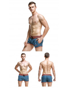 Короткие шорты мужские Seobean New Navy лот 3310