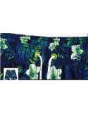 Стильные пляжные шорты Gailang Flowers лот 3349
