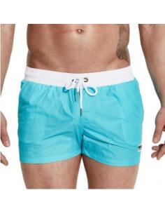 Пляжные шорты голубые Desmiit лот 3360