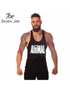 Майка мужская Animal Black 4009