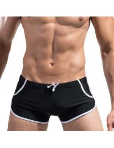Плавки шорты черные Seobean Black лот 057