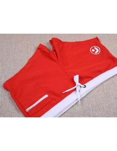 Плавки шорты AQUX Red лот 190