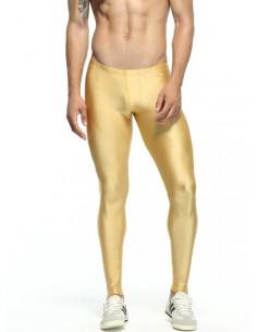 Мужские лосины для спорта AQUX Nacre Gold